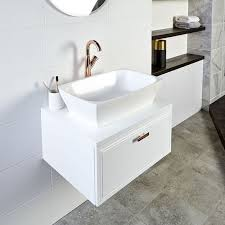 Bathroom Wall Hung Vanities Transition 600 Wall Hung Vanity Unit White Bathstore