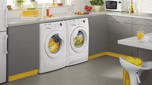 How To Hide Washer And Dryer by Washing Machine Zanussi