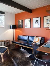 Accent Wall For Living Room by Color Passion 30 Bold Painted Accent Walls Digsdigs
