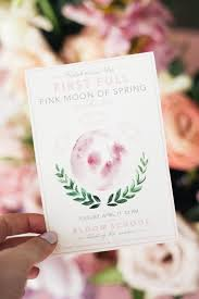 pink moon party at bloom