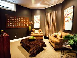 media room decor pictures options tips u0026 ideas hgtv