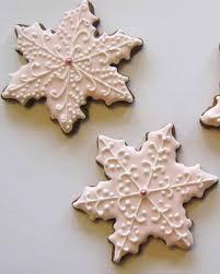 snowflake cookies your best decorated cookies martha stewart