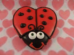 ladybug cookies s day bug cookies with yoyomax12