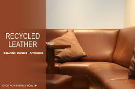Leather Upholstery Sofa Buy Recycled Leather Fabric Kovifabrics