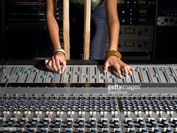 Sound Desk Sound Mixer Stock Photos And Pictures Getty Images