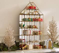 callie glass house advent calendar pottery barn