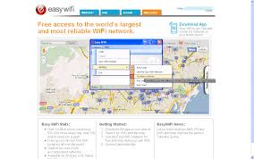 easy wifi radar free version