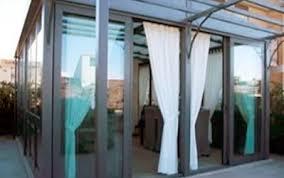 vetrata veranda carpenteria metallica eurotest serre e verande con vetrate