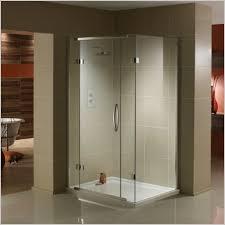 Shower Hinged Door Inline Shower Doors Lovely Aquadart Inline 2 Sided Hinged Door