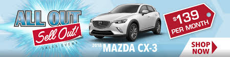 new cars for sale mazda 2018 cx 3 lease keffer mazda
