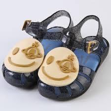 smaile face children u0027s sandals smiley face soft pvc fabric