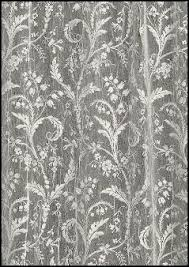 stunning ivory lace curtain window scarf scrolls lily valley 45
