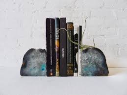 planetary storm magic crystal bookends air plant garden