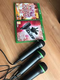 xbox one karaoke used xbox one karaoke kit in ng18 mansfield for 40 00 shpock