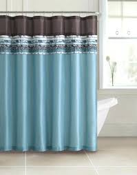 Green And Brown Shower Curtains Brown And White Shower Curtain Chocolate Black Sarahdinkelacker