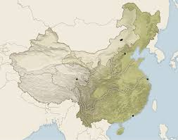 Ancient China Map China Fences In Its Nomads And An Ancient Life Withers The New