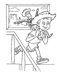 toy story andy u0026 woody gif 485 612 coloring pages