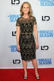 The Miracle Season 2 Helen Hunt At The Miracle Season Special Screening In Beverly