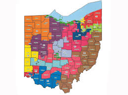 Bowling Green Ohio Map by Ohio Senate Oks Redistricting Plan The Blade