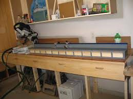 table saw station plans miter saw station plans or photos