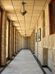 Ennis House Floor Plan by The History Blog 2011 July