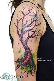 watercolor tree imgur