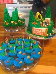 best 25 fishing cupcakes ideas on pinterest fish cupcakes fish
