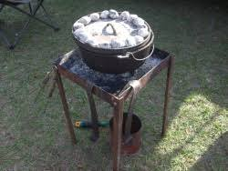 dutch oven cooking table why use dutch oven tables or charcoal tables