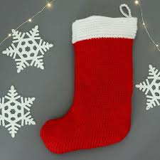 knit christmas flat knit christmas knitting pattern michele