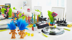 80s party table decorations 80s theme party decorations 80s party ideas party ideas