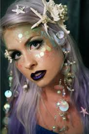 Halloween Makeup Mermaid 20 Best Beautiful Halloween Makeup Images On Pinterest Halloween
