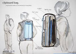 jovoto clipboard bag bag it invent a brand