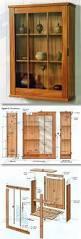Kitchen Display Cabinet Glass Display Cabinet Plans Edgarpoe Net