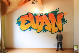 prix graffiti chambre chambre graffiti pour enfant graffeur ch