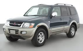 amazon com 2001 mitsubishi montero reviews images and specs