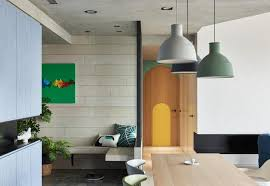 colored walls colored walls for an apartment in taiwan by hao design elle decor