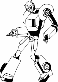 rescue bots bumblebee coloring page corpedo com