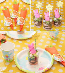 Easter Decorating Party Ideas by 116 Best Easter Party Ideas Images On Pinterest Easter Ideas