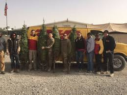 farm sends christmas trees to troops the ellsworth americanthe
