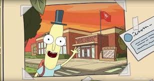 rick and morty gives mr poopybutthole an origin story in mini