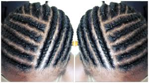 hair braid for a closure braid cornrow pattern for full head weave with closure no leave
