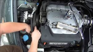 2003 honda accord v6 timing belt replacement 2008 8th honda accord diy how to replace your serpentine