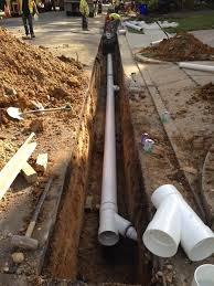 constructing solutions for tough drainage problems environment