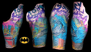 batman sleeve finally completed the superherohype forums