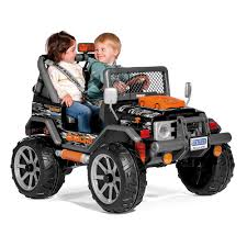 perego cars peg perego gaucho rock u0027in black peg perego toys