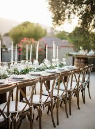 al fresco sonoma style wine and cheese backyard party modern dame