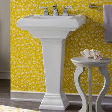24 inch pedestal sink the fixture gallery american standard town square 24 inch pedestal