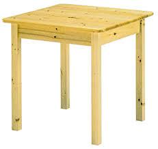 table cuisine pin massif les tables de cuisine de votre discounteur affaires meuble fr à