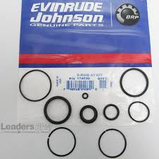amazon com johnson evinrude omc new oem trim u0026 tilt o ring repair