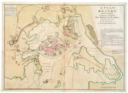 Maps Boston Richard Williams Maps The Siege Of Boston Journal Of The
